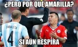 Los memes de la victoria chilena ante Argentina en la Copa América (1)