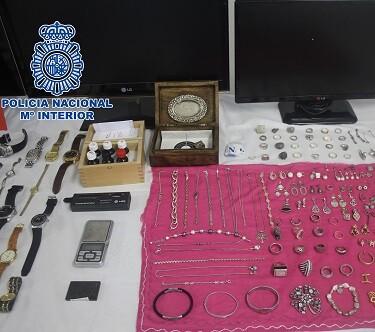 Los robos se cometían habitualmente en horario nocturno.