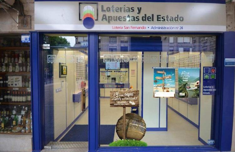 Lotería de Navidad Toda España puede ser Aquí en la Lotería Nacional-4