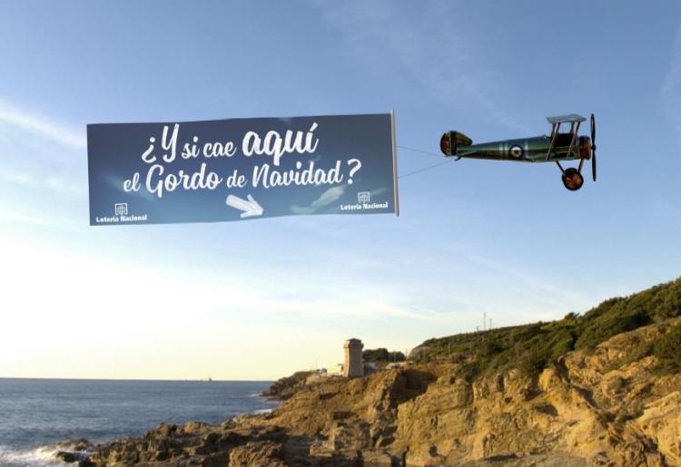 Lotería de Navidad Toda España puede ser Aquí en la Lotería Nacional-5