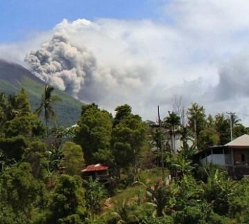Más de 13.000 personas han sido evacuadas desde el mes pasado.