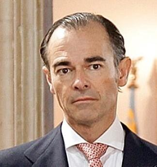 Manuel Llombart durante su etapa como conseller de Sanidad, en una imagen de archivo.