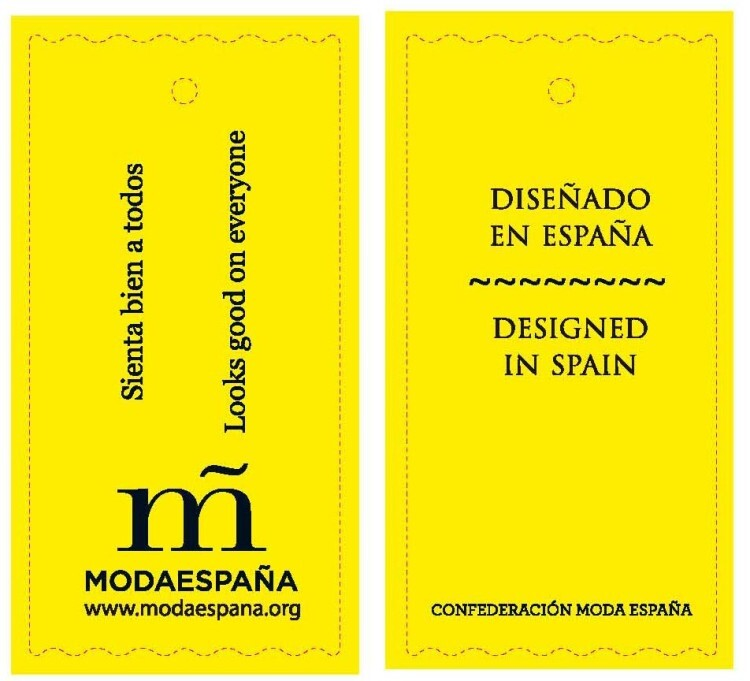 Moda España llevará etiquetas identificativas moda-1