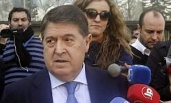 Olivas, expresidente de la Generalitat Valenciana y Bancaja.