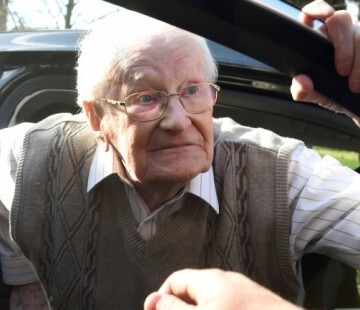 Oskar Gröning, 94 años