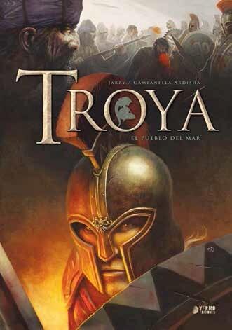 Portada Troya