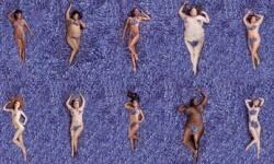 Posan desnudas para redefinir la belleza femenina de EEUU (1)