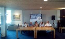 Rueda de Prensa de presentación de la competición.