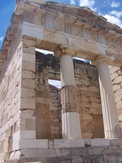 Santuario de Delfos