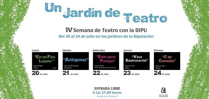 Semana del teatro en Alicante