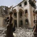 Soldados populares controlan las zonas arrebatadas a los rebeldes hutíes.