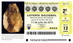 Sorteo Especial de Julio de Lotería Nacional del 11 de julio de 2015