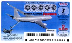 Sorteo del jueves de lotería nacional 16 de julio de 2015