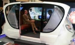 Taxis Robot podrían ayudar a combatir el efecto invernadero