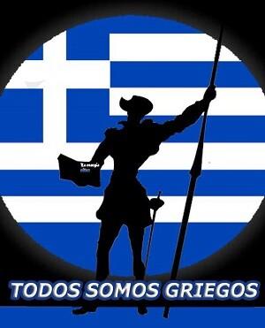 Todos somos griegos.