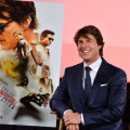 TORONTO, CANADA – JULY 27: Actor Tom Cruise attends the Canadian Fan Premiere of 'Mission: Impossible – Rogue Nation' at the Cineplex Scotiabank Theatre on July 27, 2015 in Toronto, Canada. (Photo by George Pimentel/Getty Images for Paramount Pictures International)