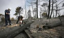 Un agricultor, imputado por provocar con una máquina el incendio de Òdena, en Barcelona