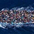 Un total de 137.000 refugiados entraron en Europa
