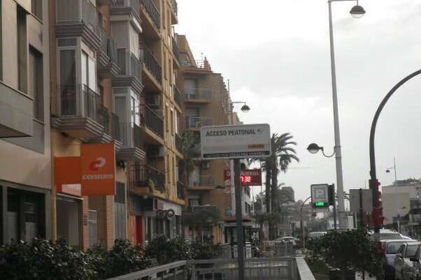 Una imagen del pueblo de Alboraya.