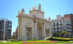 El monument a la Porta de la Mar