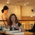 Venus O'Hara  en valencia el pendulo vlcnoticias si un hombre toca descubrira todas las venus que soy (2)