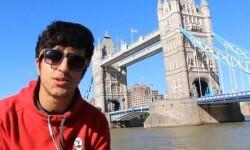 YouTuber saltó del famoso puente de Londres y casi se muere
