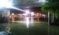 #arenalsound2015  arenal sound 2015 inundacion tormenta  (2)