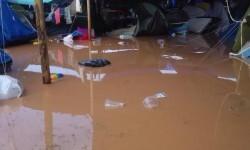 #arenalsound2015  arenal sound 2015 inundacion tormenta  (5)
