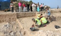Campaña Excavaciones Pobla Medieval Ifach