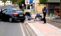 "Detenidos seis guardias civiles ""ful"" dedicados al robo a narcotraficantes"