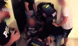 La Guardia Civil desarticula una banda dedicada al asalto de viviendas con moradores en su interior