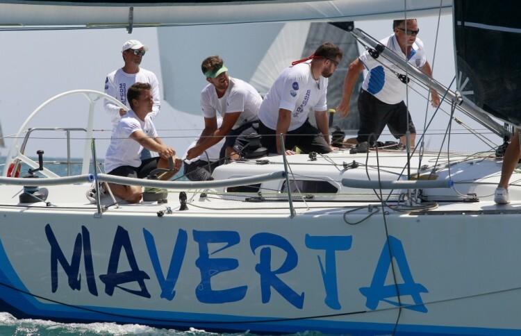 Maverta, campeón en ORC 2