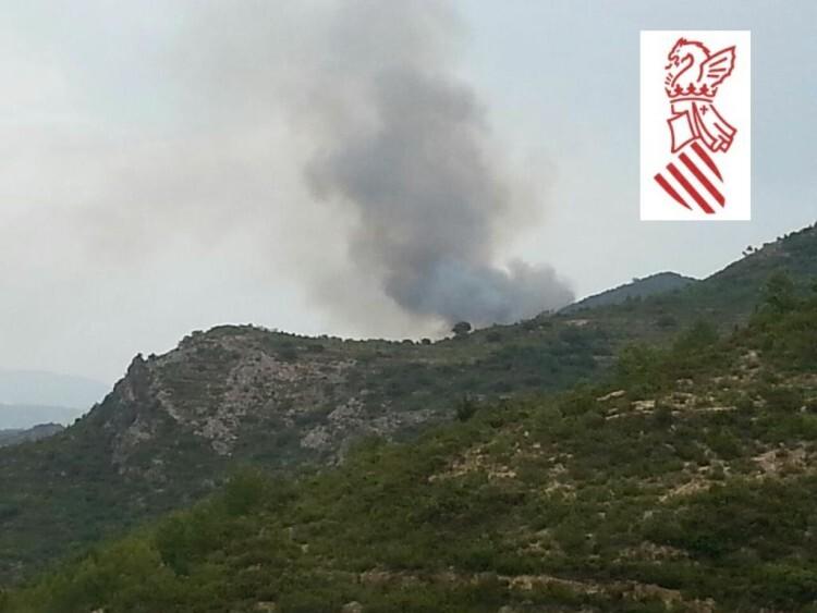 montan-incendio