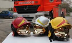 nuevos cascos bomberos dival valencia