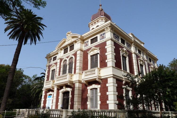 Palacio de Ayora. Foto de archivo