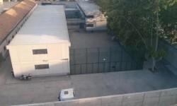 FOTO: ciesno Centro de Internamiento de Extranjeros de Zapadores (Valencia)
