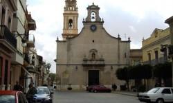 Iglesia de Santa María Magdalena, en Sollana. Foto: Pueblos-de-espana.org