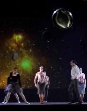 'Terra' es un viaje en el baile por diferentes lugares bañados por nuestro Mare Nostrum.
