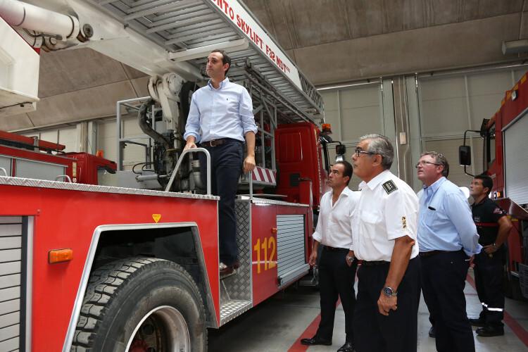 081715 visita parque bomberos