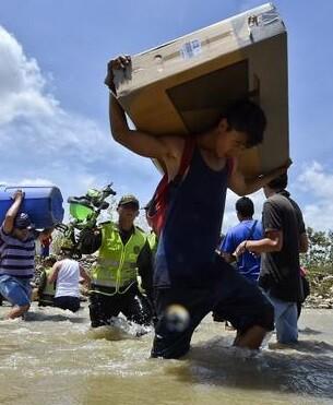 1.113 colombianos residentes en el estado de Táchira fueron deportados.