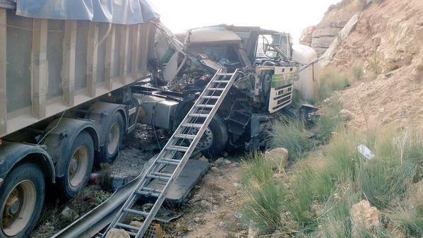 Accidente de tráfico Vilagordo del Cabriel (2)