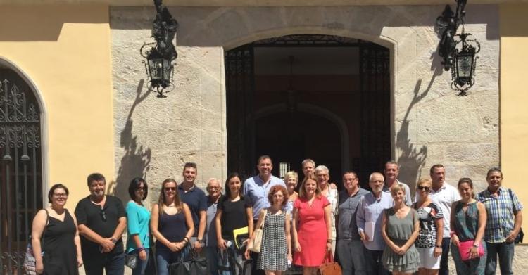 Acuerdos conjuntos sobre la política hídrica en la Ribera    elperiodic.com