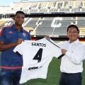 Aderlan Santos ya es del Valencia CF.