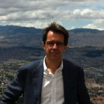 Alberto Portuondo, responsable de la empresa Albisa y presunto testaferro del exvicepresidente económico Rodrigo Rato.