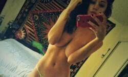 Ali Rose y sus selfies calientes (2)