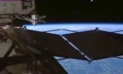 Apareció un ovni en una grabación de la NASA