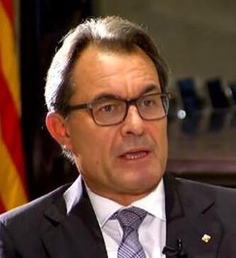 Artur Mas en una imagen de archivo.
