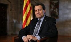 Artur Mas, presidente de Catalunya.