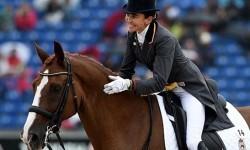 Beatriz Ferrer-Salat logra el bronce en el Europeo de Doma