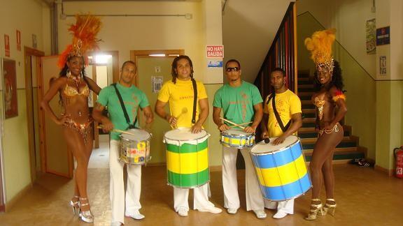 Brasil transmitirá la increíble mezcla de razas, colores y tradiciones a través de pegadizas representaciones.